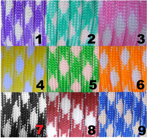 Paracord III 4mm Diamant