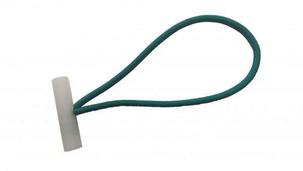 Spanner mit schwenkbarem Knebel in Grün