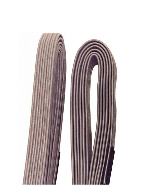 Palettenspannband Grau 1500mm x 22mm x3mm