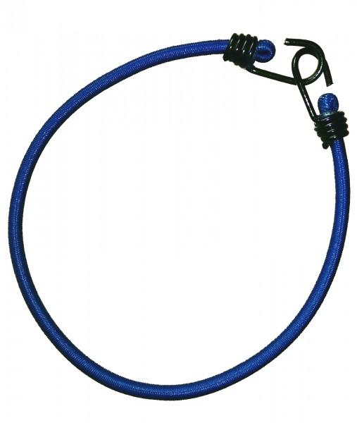Planenspanner mit 2 Spiralhaken in Blau