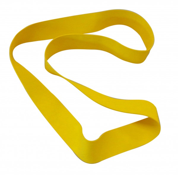 Palettenspannband Gelb 480mm x 30mm x 1mm