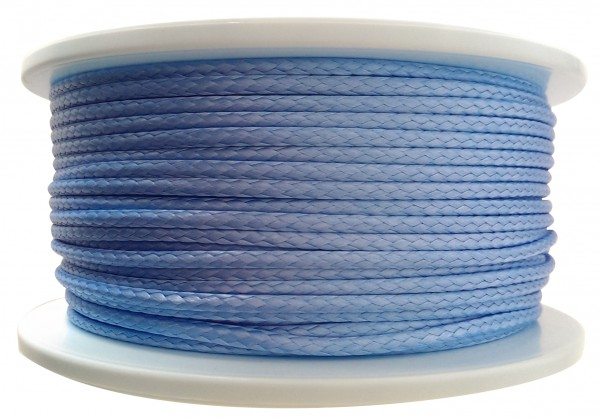 High End Spezial Starterseil 3mm - 4mm Blau