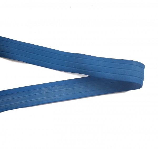 Palettenspannband Blau 1200mm x 25mm x 2,5mm