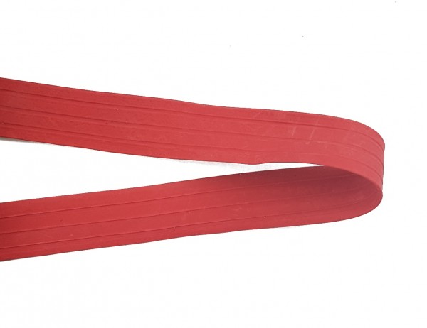 Palettenspannband Rot 840mm x 22mm x 2mm